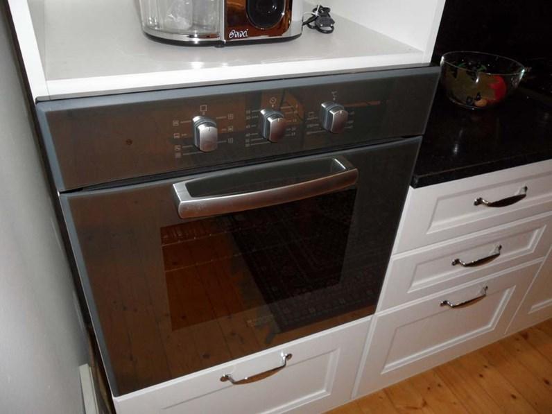 Cucina lineare in laccata a prezzo ribassato 50 - Mobilegno cucine ...