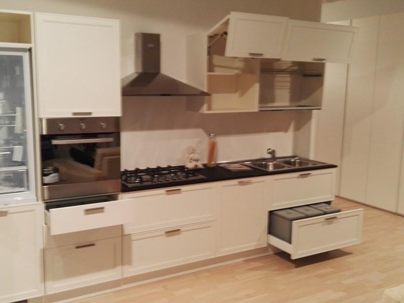 Cucina lineare in legno a prezzo ribassato 55 - Cucina qualita prezzo ...