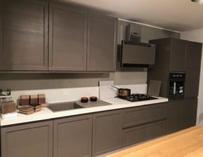 Cucina lineare in legno altri colori Gioiosa a prezzo scontato