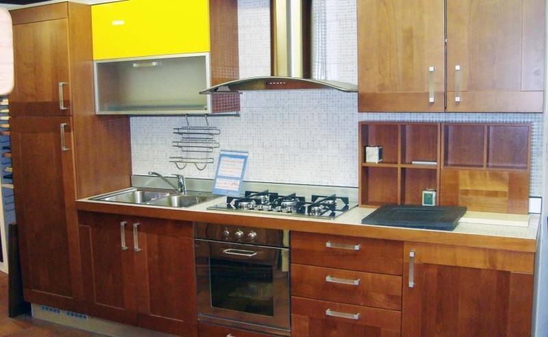 Cucina lineare in offerta cucine a prezzi scontati - Cucina lineare 3 metri ...