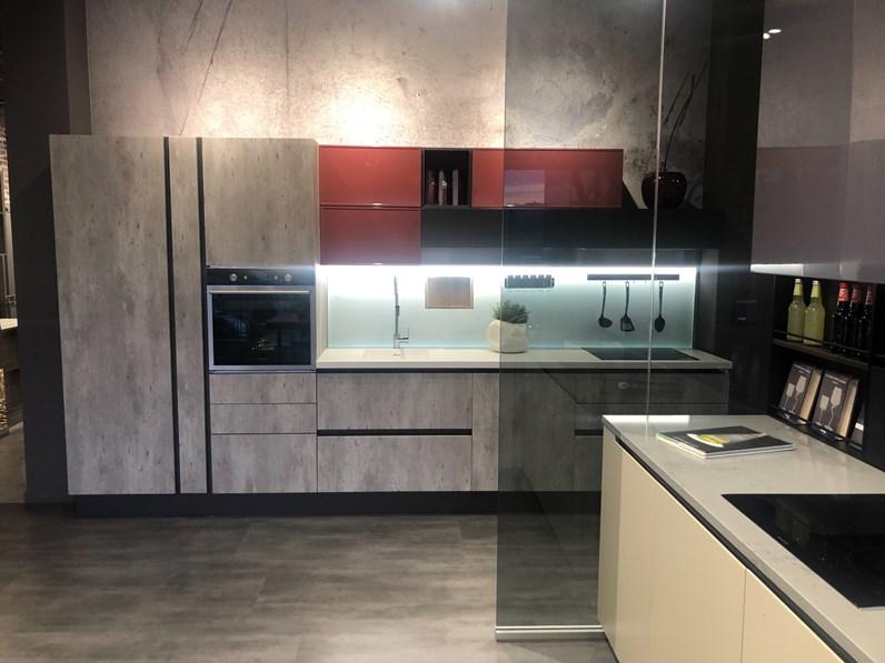 Cucina moderna effetto cemento a prezzo ribassato 50 - Cucina moderna prezzo ...