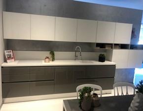 Cucina lineare in vetro altri colori Liberamente anta vetro a prezzo ribassato