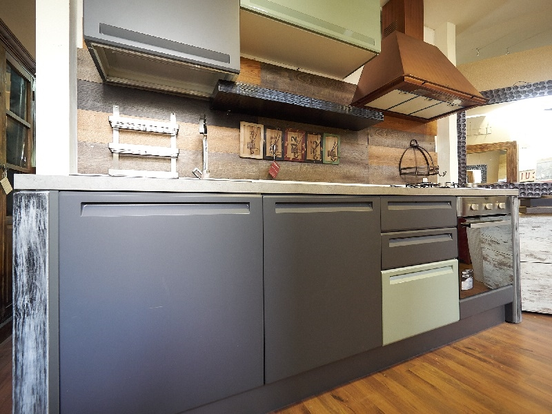Cappe In Rame Per Cucine. White With Brass Hardware With Cappe In ...