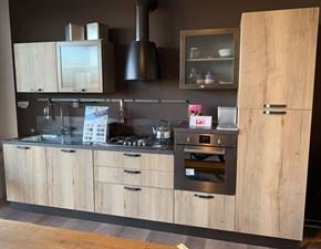 Cucina lineare industriale Kyra  Creo kitchens a prezzo scontato