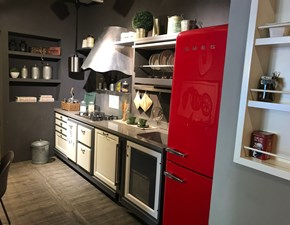 Cucina lineare Loft Marchi cucine con uno sconto vantaggioso