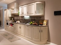 Cucina Lineare Madeleine Outlet