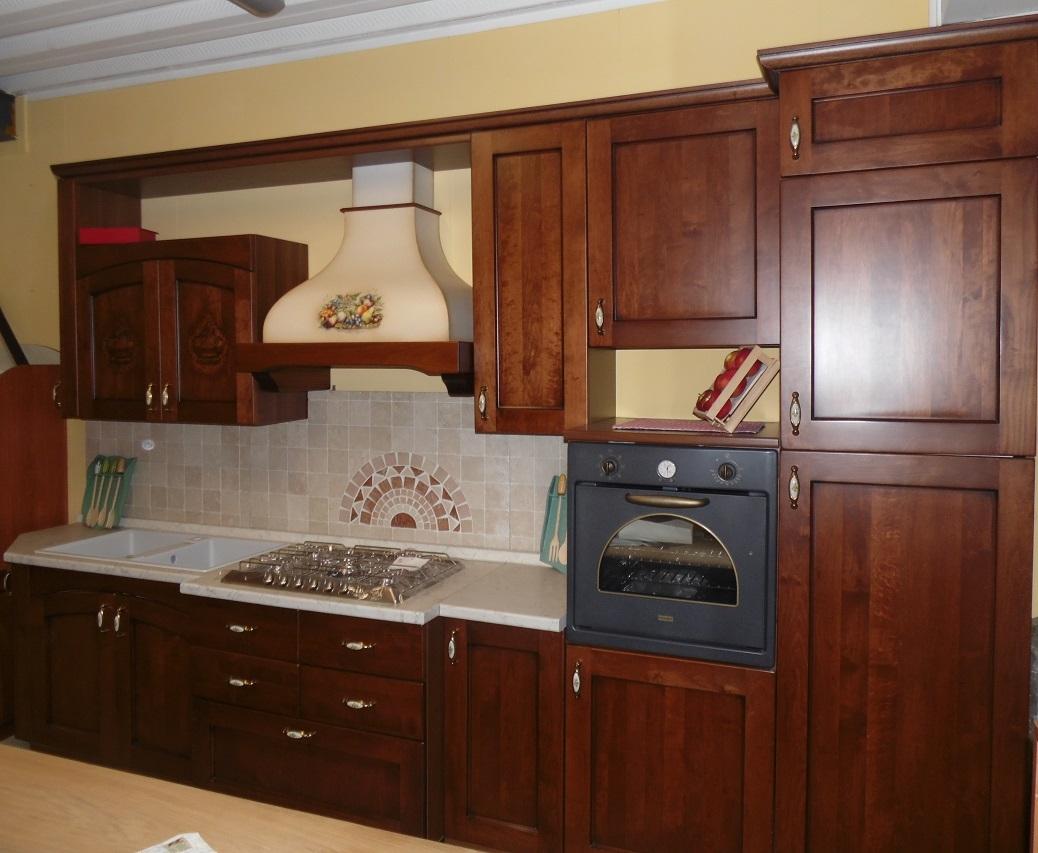 Cucina lineare Maior Cucine CASALE scontata del 35% - Cucine a prezzi scontati
