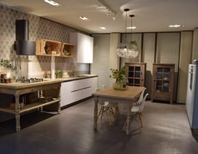 Cucina lineare Maya+wood Stosa cucine con uno sconto del 81%