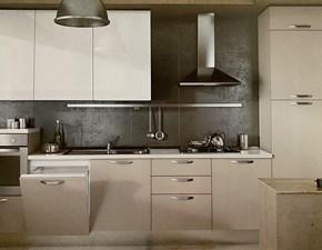 Cucina lineare moderna C14 Colombini a prezzo scontato