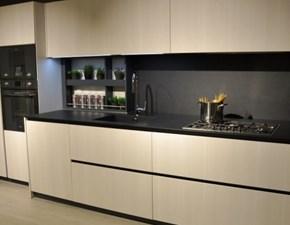 Cucina lineare moderna Cucina logica valdesign Alf a prezzo scontato