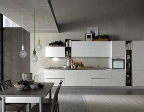 Cucina lineare moderna Delizia chic Net cucine a prezzo ribassato