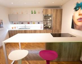 Cucina lineare moderna Energy Lion's a prezzo ribassato