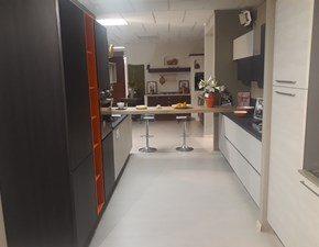 Cucina lineare moderna Escape Stosa cucine a prezzo scontato