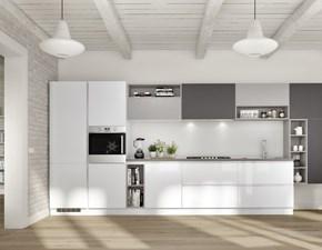 Cucina lineare moderna Essebi cucine Essebi cucine a prezzo scontato