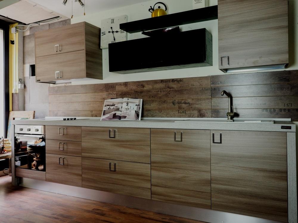 piattaia in legno fai da te On outlet arredamento torino