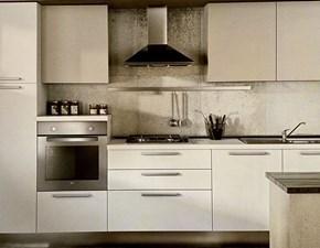 Cucina lineare moderna Lungomare Colombini a prezzo scontato