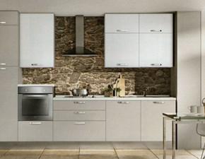 Cucina lineare moderna Lungomare Colombini casa a prezzo ribassato