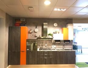 Cucina lineare moderna Maya Stosa cucine a prezzo ribassato