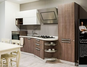 Cucina lineare moderna Milly Stosa cucine a prezzo ribassato