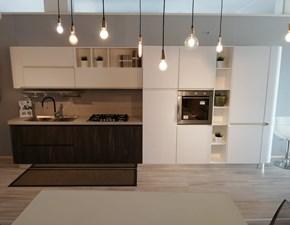 Cucina lineare moderna Mod bring Stosa cucine a prezzo scontato