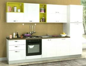 Cucina lineare moderna S3 Mobilturi cucine a prezzo scontato
