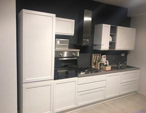 Cucina lineare moderna Selma Creo kitchens a prezzo ribassato
