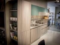 Cucina lineare moderna Start-time Veneta cucine a prezzo ribassato