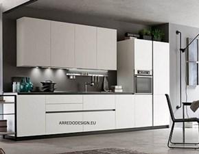 Cucina lineare Pd13 * Artigianale con un ribasso vantaggioso