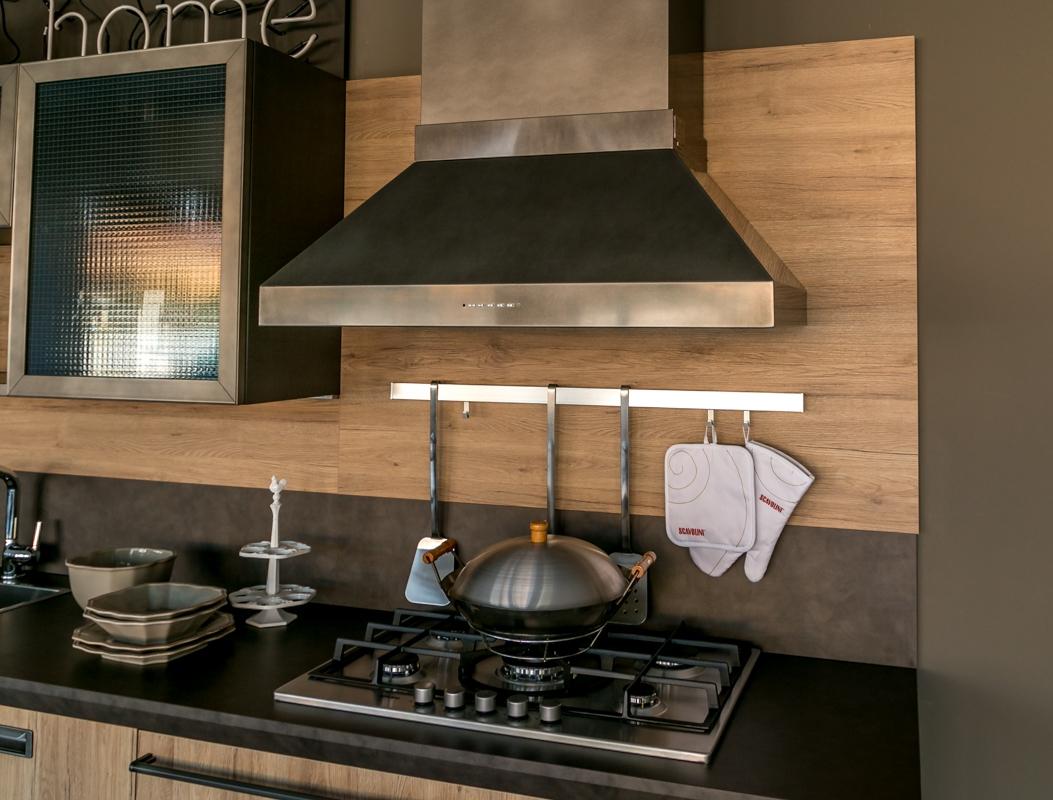 Cucine Scavolini Scontate : Cucina lineare scavolini modello diesel scontata cucine