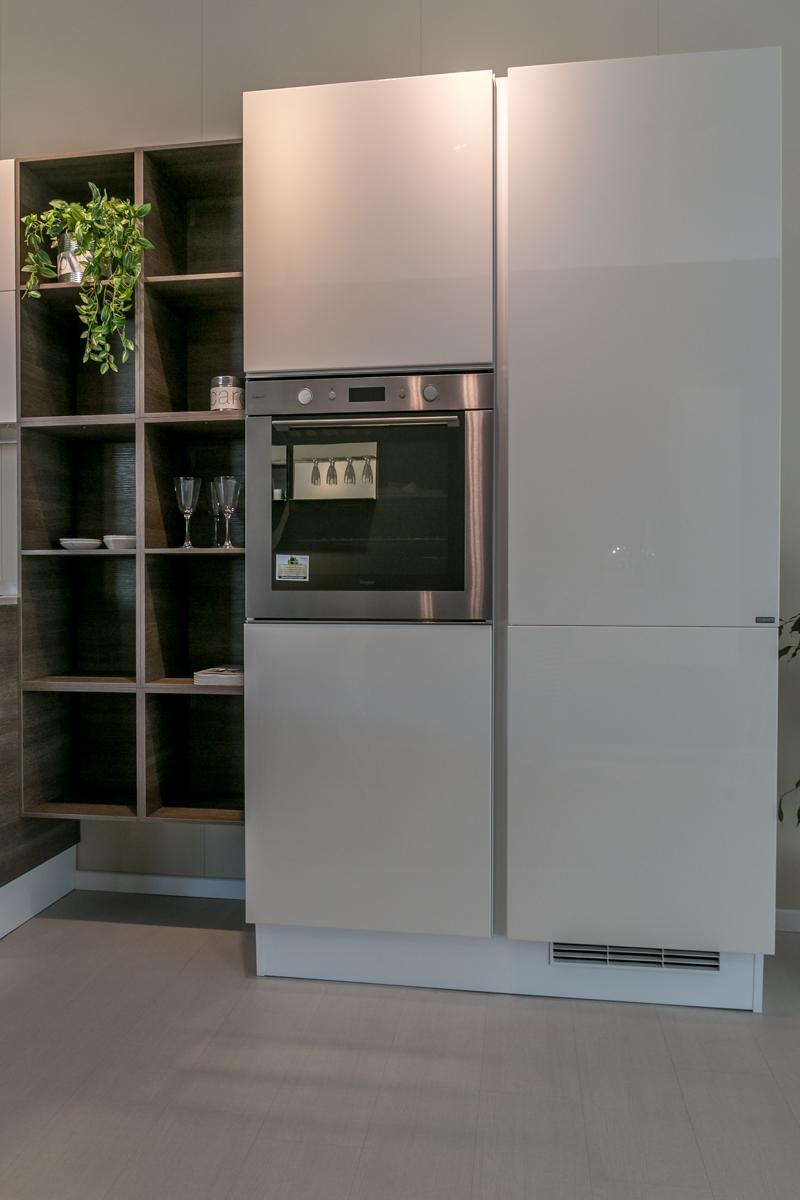 Cucina lineare scavolini modello liberamente scontata cucine a prezzi scontati - Cucine 3 metri scavolini ...