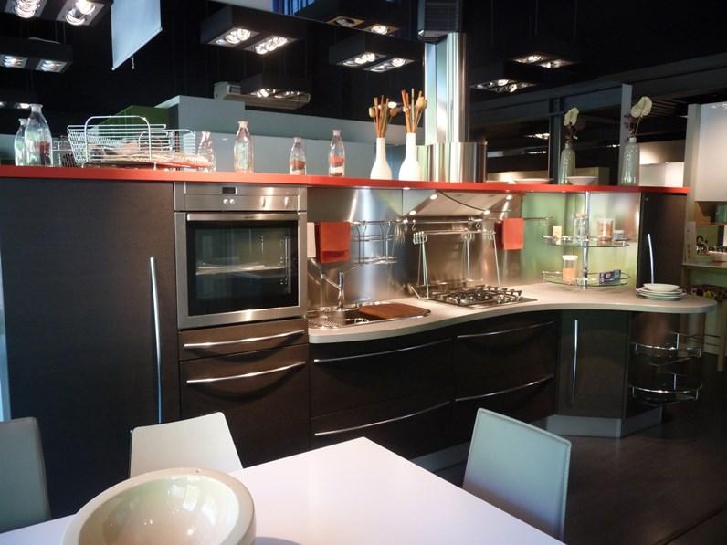 Cucina lineare Skyline Snaidero con uno sconto del 56%