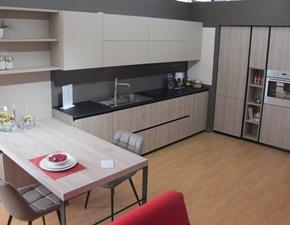 Cucina lineare Smart infinity Nova cucina con un ribasso vantaggioso