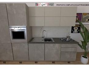 Cucina lineare Sp22 Astra cucine con un ribasso vantaggioso