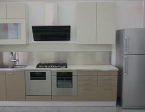 Cucina lineare U800 kristal Artigianale con uno sconto vantaggioso