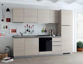 Cucina lineare Urban & urban minimal a prezzo ribassato