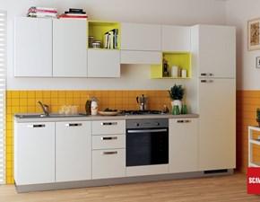Cucina lineare Urban & urban minimal Scavolini con un ribasso del 25%