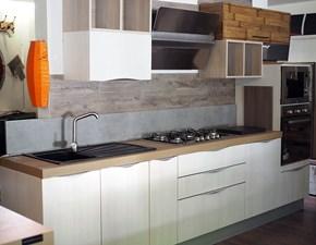 cucina lineare  vintage shabby chic  tranche' in offerta convenienza