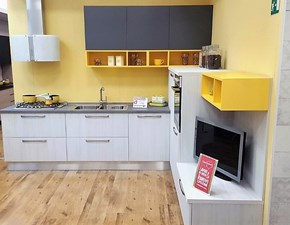 Cucina/Living ad angolo Luna Arredo3