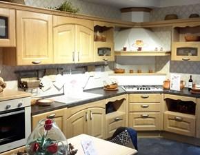 Cucina Lube cucine classica ad angolo altri colori in legno Veronica