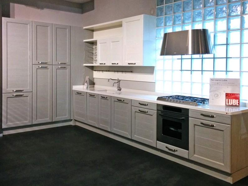 Cucina Lube Cucine Claudia scontato del -70 % - Cucine a prezzi ...