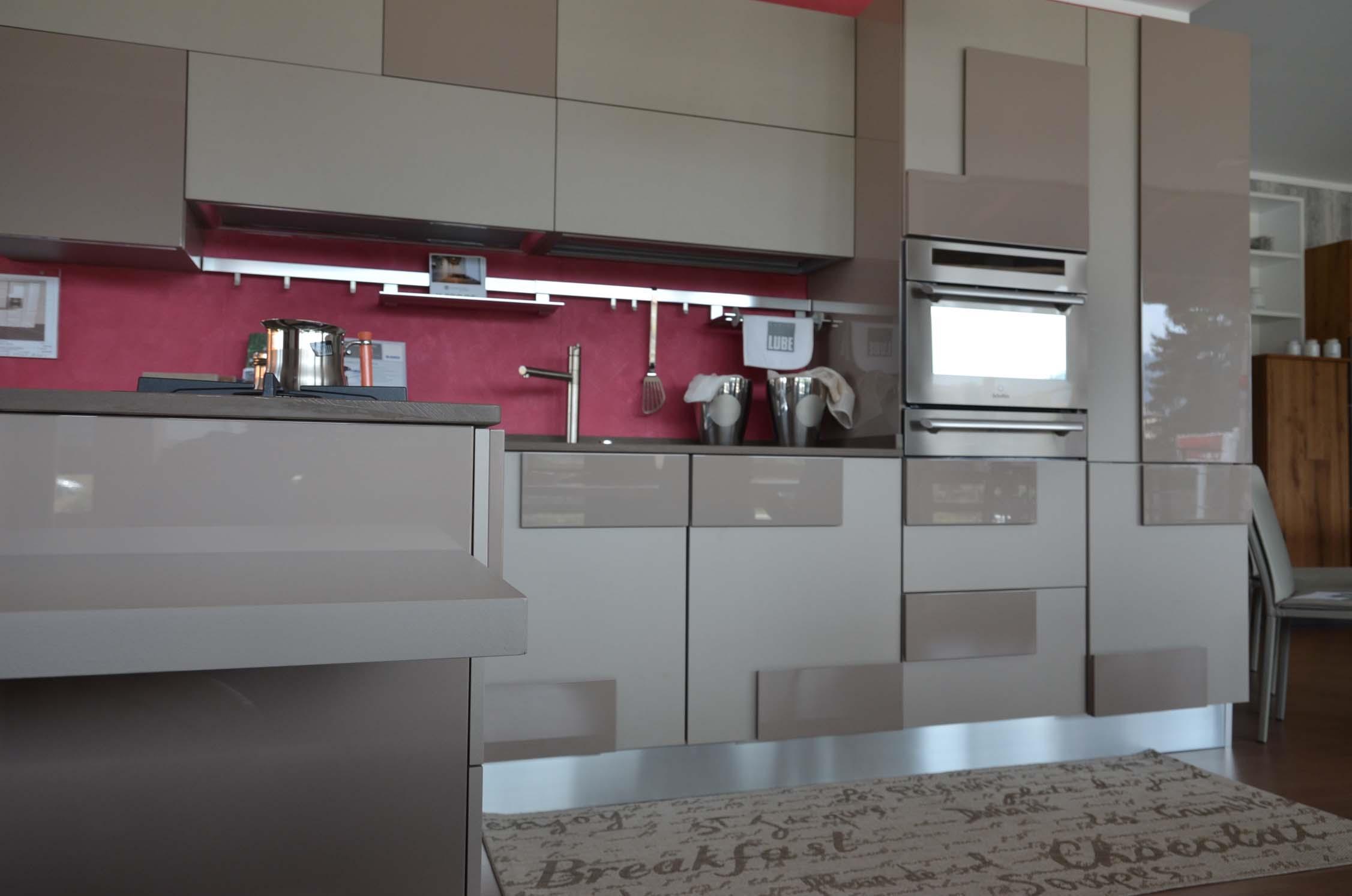 Cucina modello creativa lube completa di elettrodomestici cucine a prezzi scontati - Cucine senza elettrodomestici ...