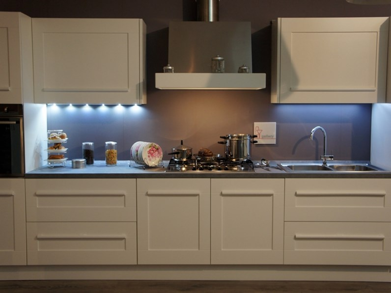 Gallery Outlet Cucine Prezzo Cucina Lube IH2WED9
