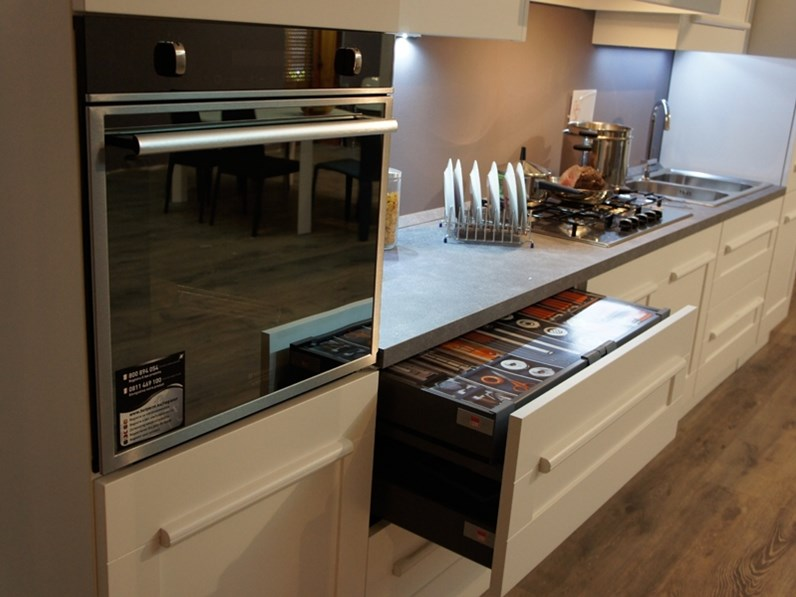 Cucina lube cucine gallery prezzo outlet - Cucina lube gallery ...