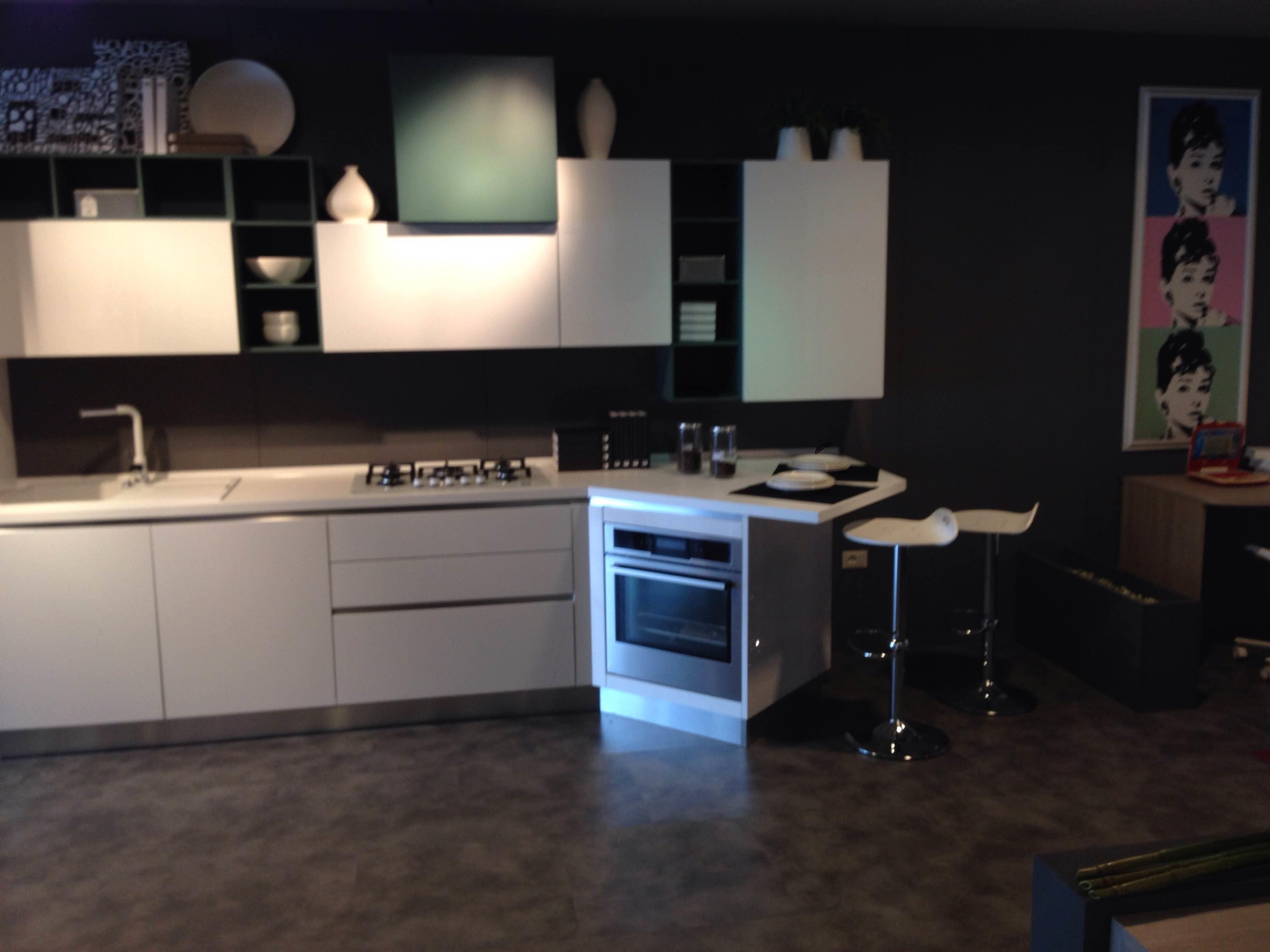 Cucina lube cucine immagina lux acrilico cucine a prezzi - Cucina lube immagina ...