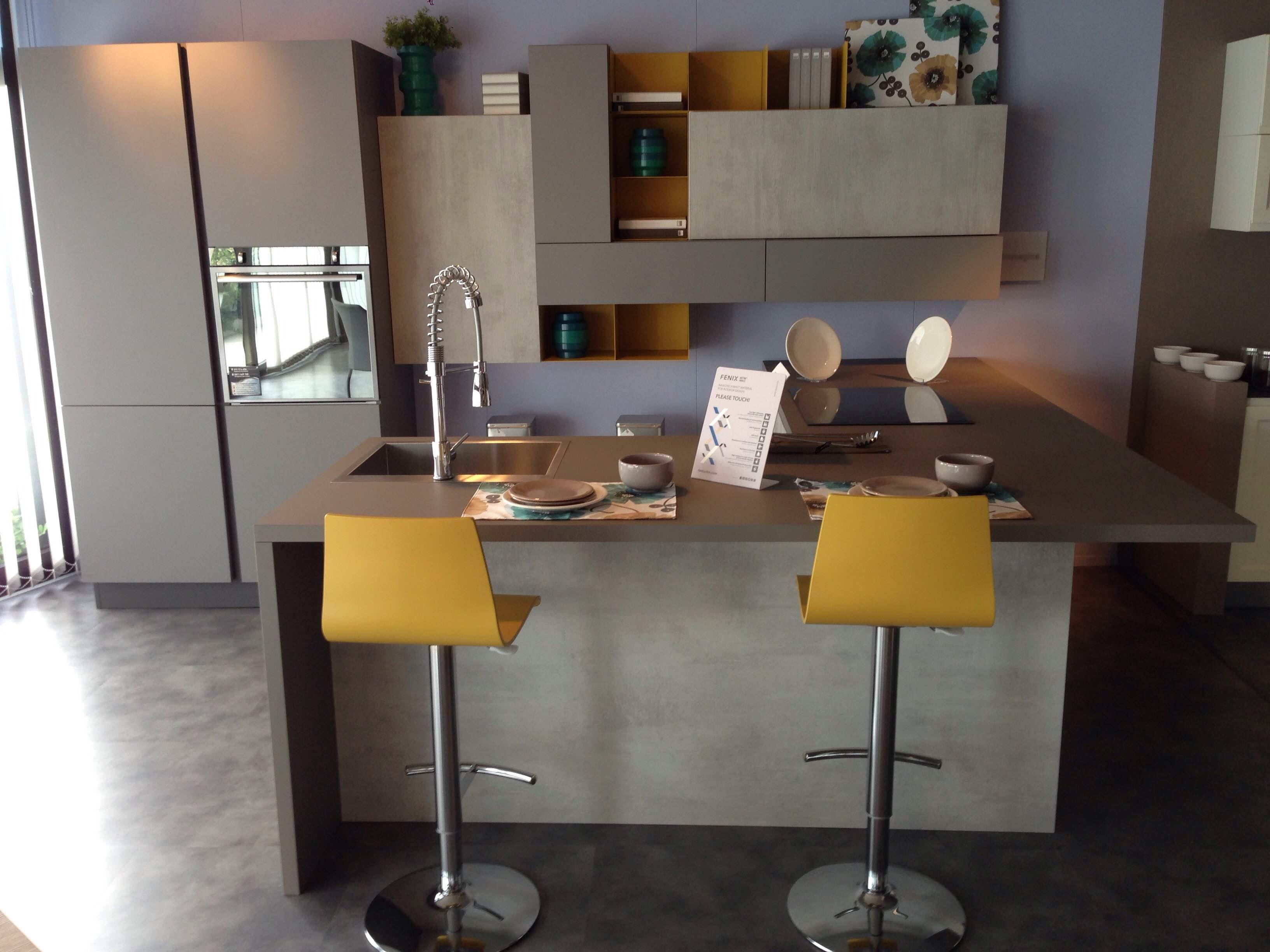Cucina lube cucine immagina neck melaminico cucine a - Lube tavoli e sedie prezzi ...