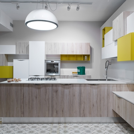Cucina lube cucine immagina scontato del 70 cucine a - Cucina lube immagina ...