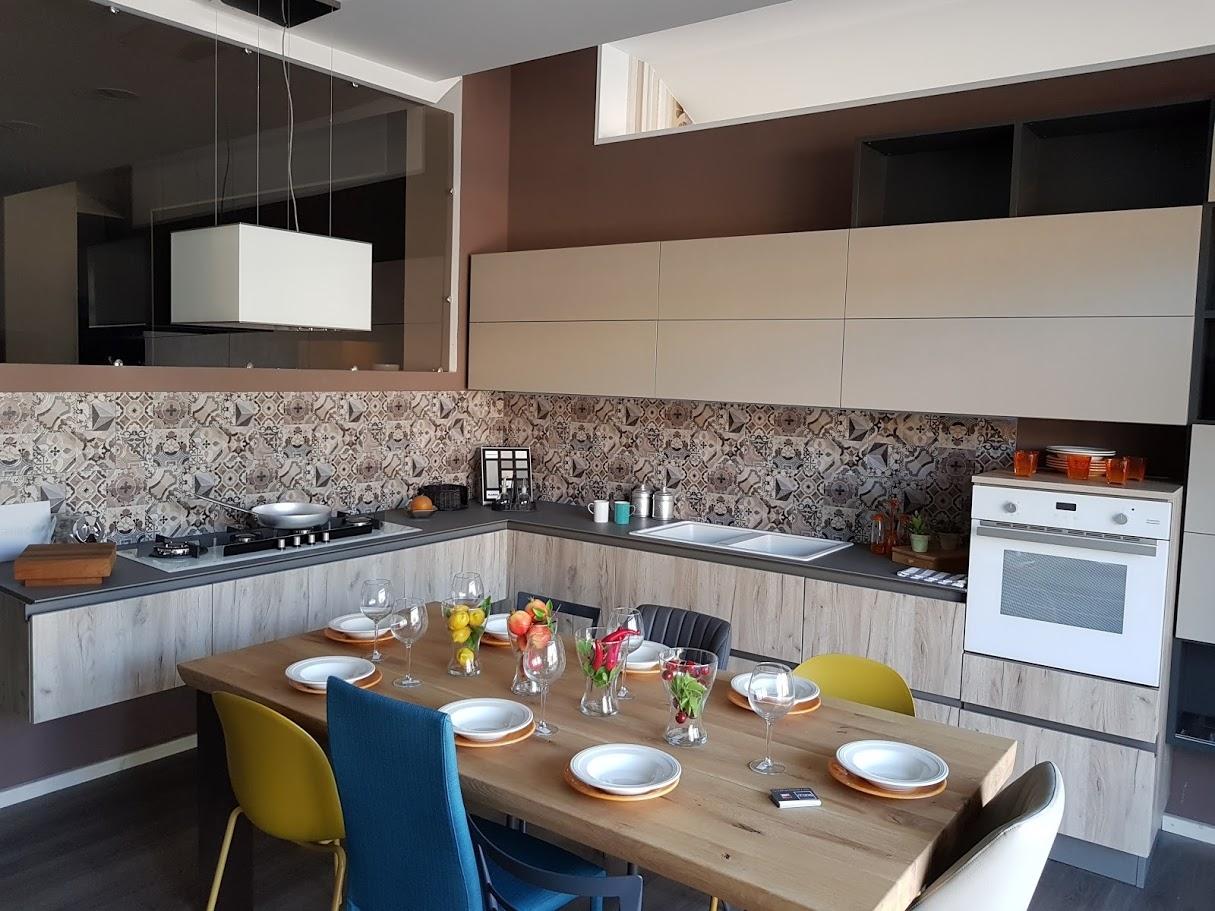 Cucina lube mod immagina lux cucine a prezzi scontati for Lube immagina