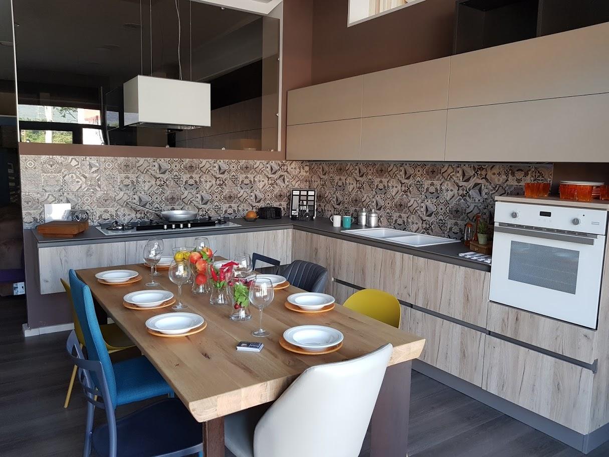Cucina Lube mod. Immagina Lux - Cucine a prezzi scontati