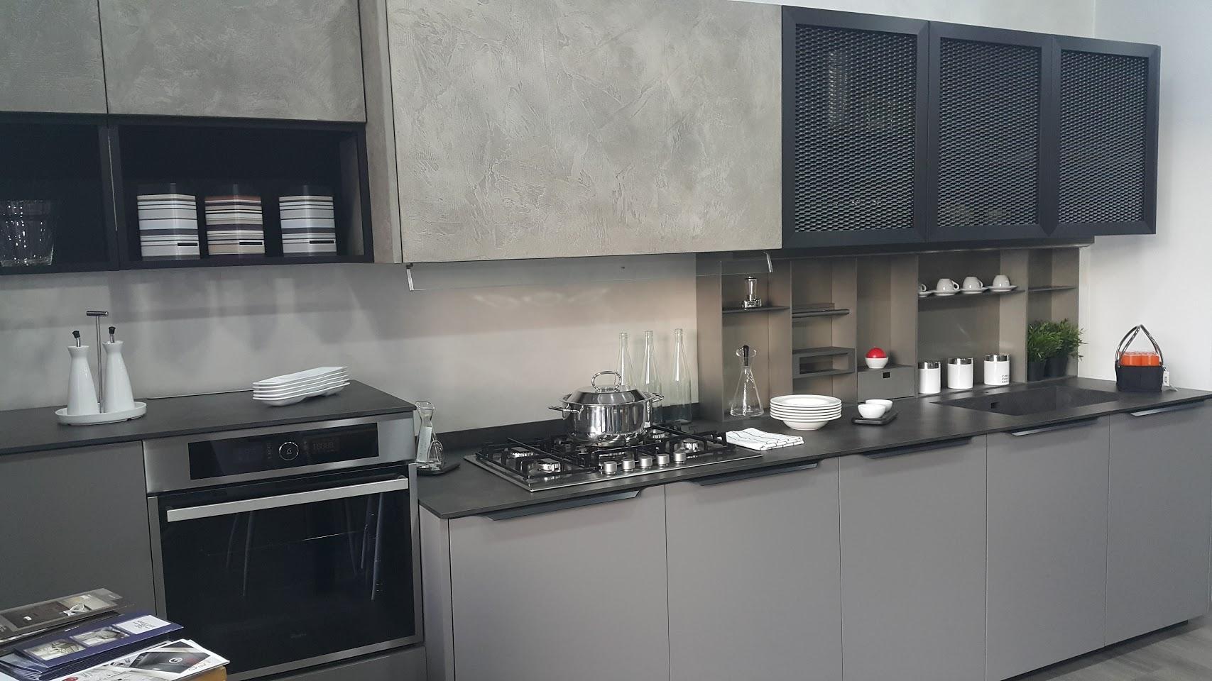 Cucina lube cucine oltre industriale cucine a prezzi - Cucine a colori ...
