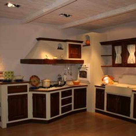Cucina lube cucine onelia borgo antico scontato del 58 cucine a prezzi scontati - Cucine in muratura lube ...